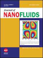 Journal of Nanofluids